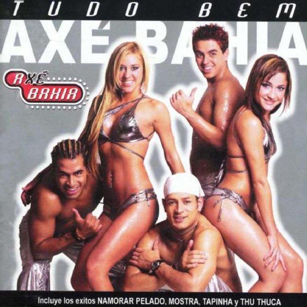 Axé Bahía Tudo Bem (2002)